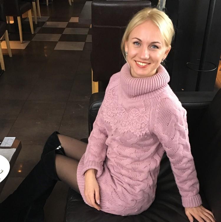 Бортпроводница Татьяна Касаткина