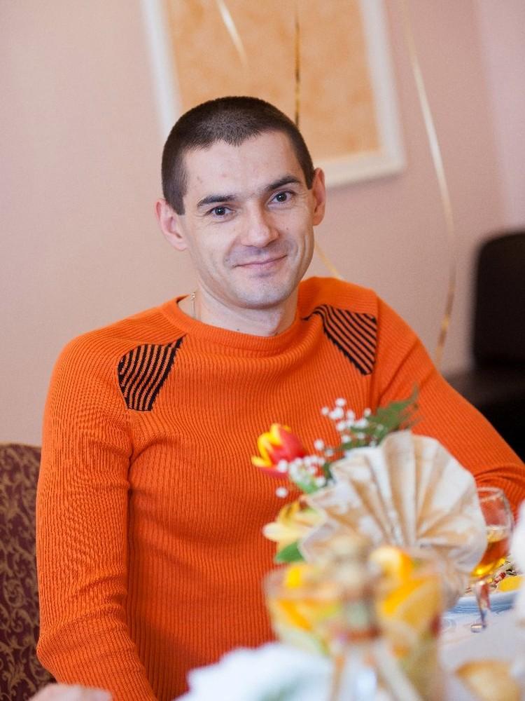 Андрей Чупрунов. Фото: Соцсети.