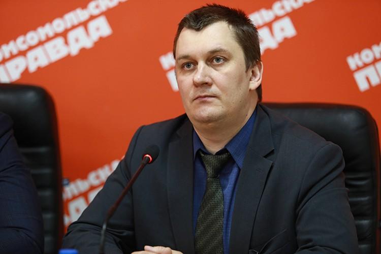 Илья Уваев, руководитель Центра молодёжного инновационного творчества «Композит»