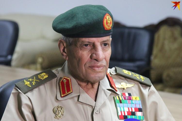 Генерал Абдулсалам Хасси учился в рязанском училище ВДВ