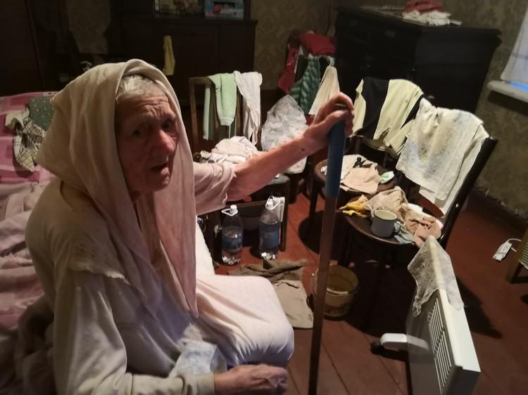 История бабушки Ани не оставила равнодушными многих дончан.