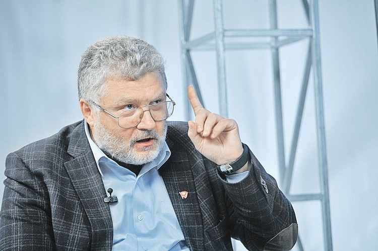 Юрий Поляков благодарен похитителю трубок.