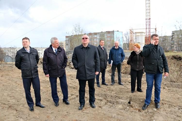 Во встрече 29 мая участие также примет руководство подрядной организации. Фото: citysever.ru.