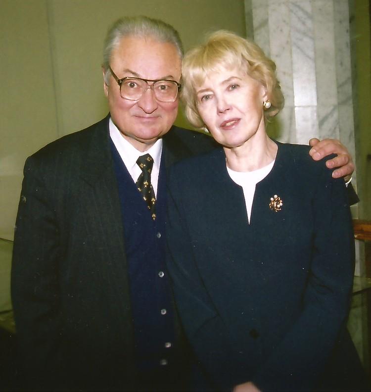 С супругой Юлией Яковлевной Геннадий Николаевич прожил счастливую жизнь. Фото: Сергей ШАПРАН