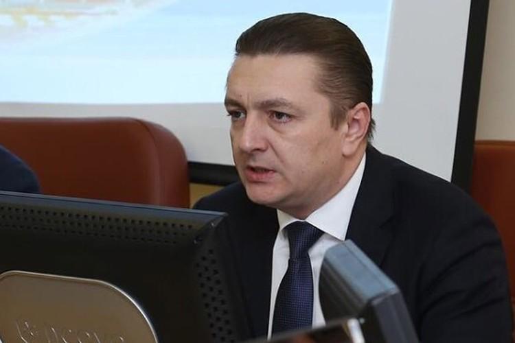 Глава Раменского района Московской области Андрей Кулаков.
