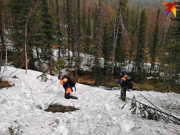Спасатели обследуют гору Арарат