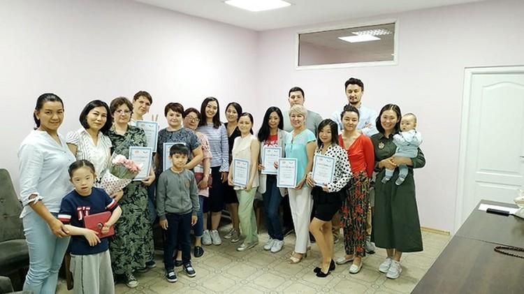 Согласно статистике, в Казахстане более 65 000 детей с инвалидностью.