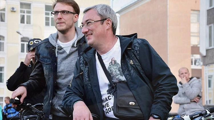 Вячеслав Гайзер и Павел Марущак уверяли на суде, что в Коми не было цензуры.