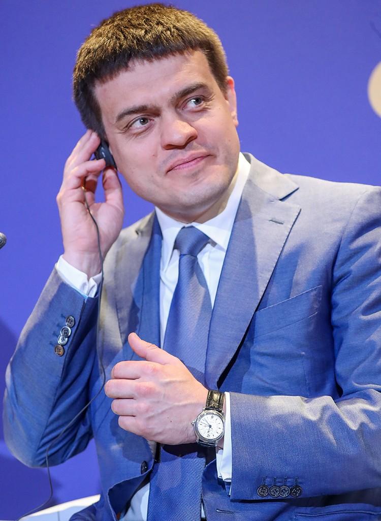 Михаил Котюков Министр науки и высшего образования РФ