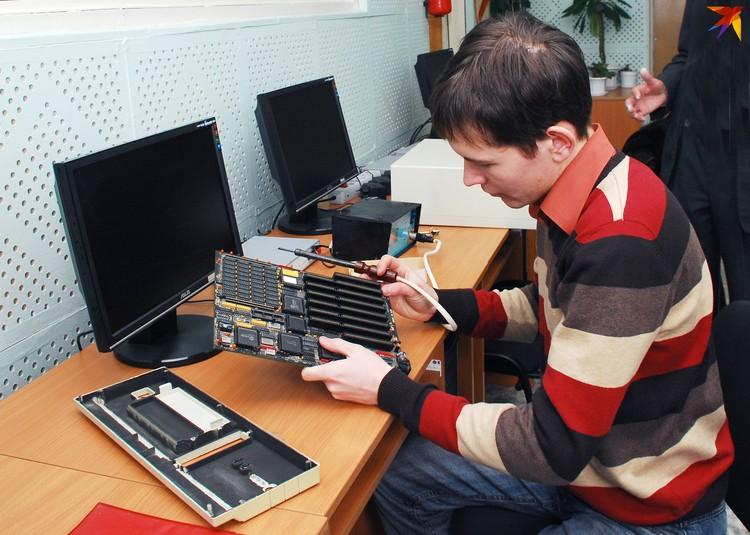 Технические специальности остаются востребованными