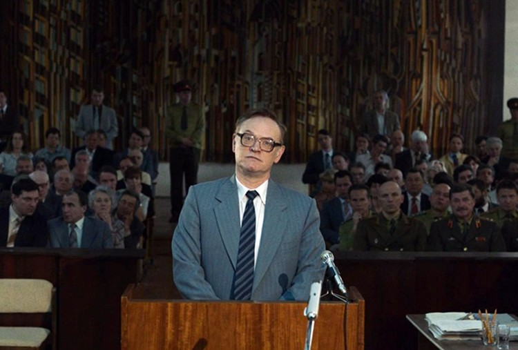 """Ажиотаж в администрации кладбища напрямую связывают с выходом сериала """"Чернобыль"""""""