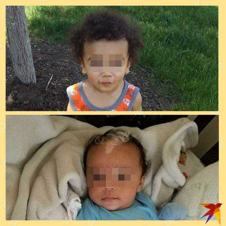 Алла часто хвасталась снимками малышей