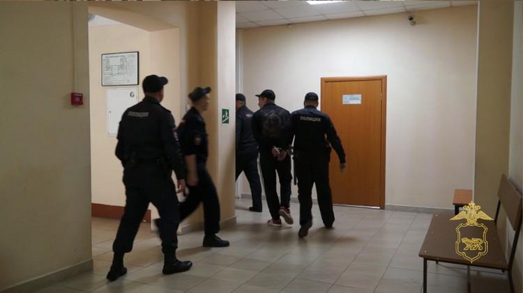 Фото: пресс-служба УМВД России по Приморскому краю.