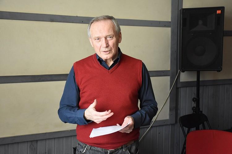 Некляев Владимир. Фото: личный архив