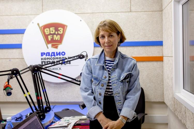 Руководитель сети «Книжный город» Вероника Феськова.