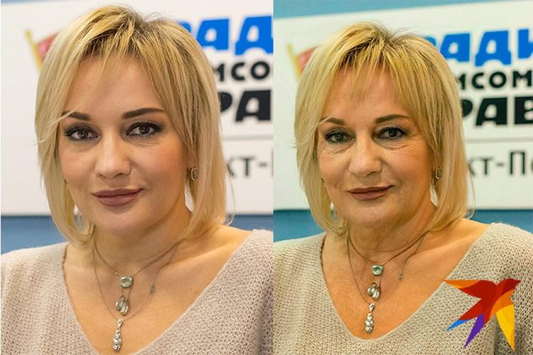 Певица Татьяна Буланова и в 70, чувствуется, будет выглядеть, как женщина чуть за 30...