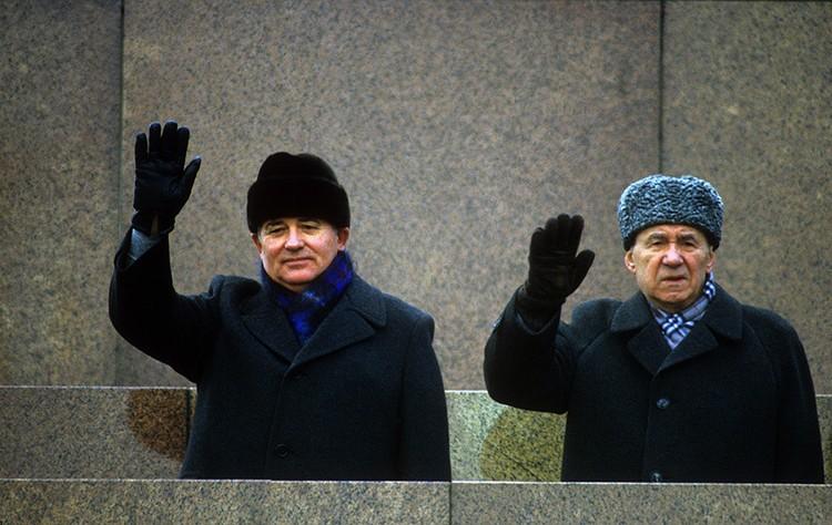 В Горбачеве Громыко разочаровался уже в 1988 году
