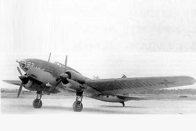 Найденный под Столином Бомбардировщик Ил-4 был выпущен в 1943 году в Иркутске, сбили его в июне 1944 во время операции «Багратион». Фото: airwar.ru.