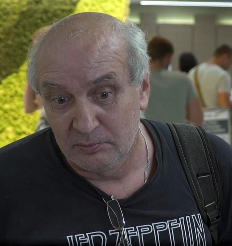 Капитан Илья Дробязко