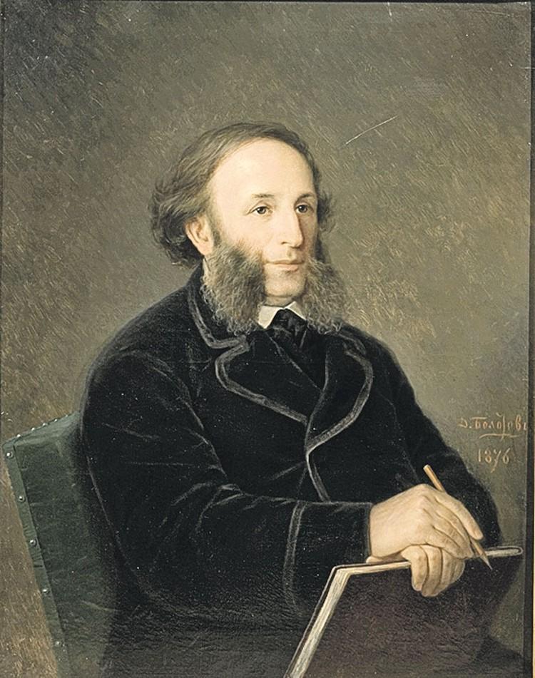 За жизнь Айвазовский написал около 6000 картин! wikimedia.org