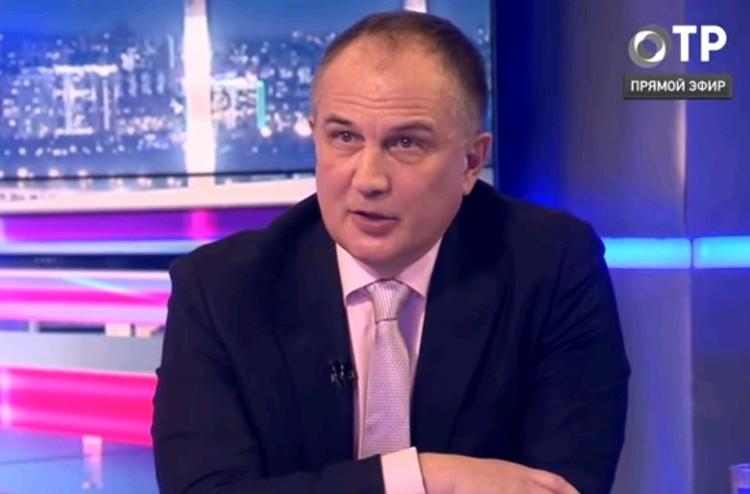Бывший вице-мэр Волгограда Константин Калачев. Фото: ОТР/Youtube