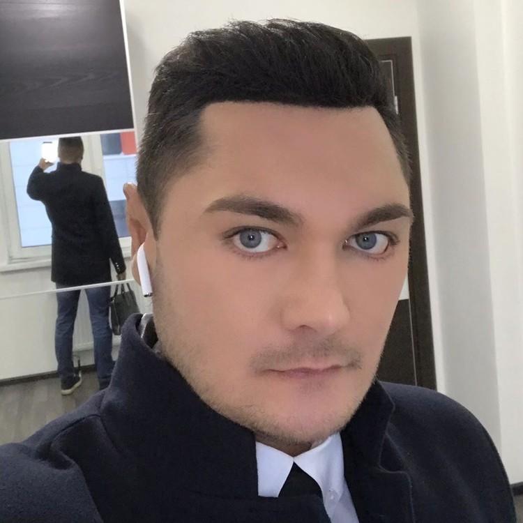 Подозреваемый в убийстве фотомодели Максим Гареев