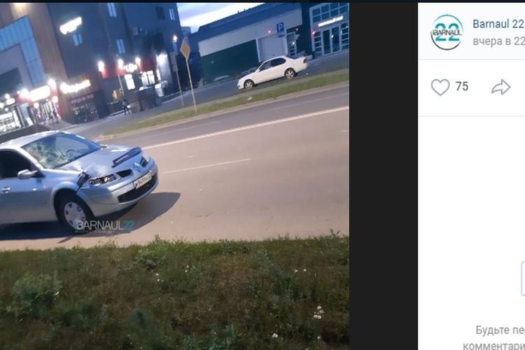 Скриншот фото из паблика «Barnaul22»