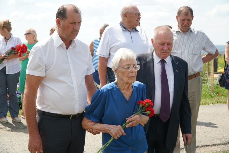 Похороны алтайского ветерана.