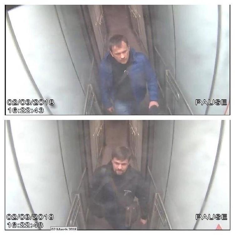 Серьёзных улик против России, за исключением фотографий мифических «агентов Боширова и Петрова», якобы отравивших Скрипалей, нет