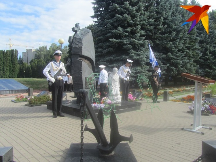 Траурные мероприятия прошли в Курске 12 августа