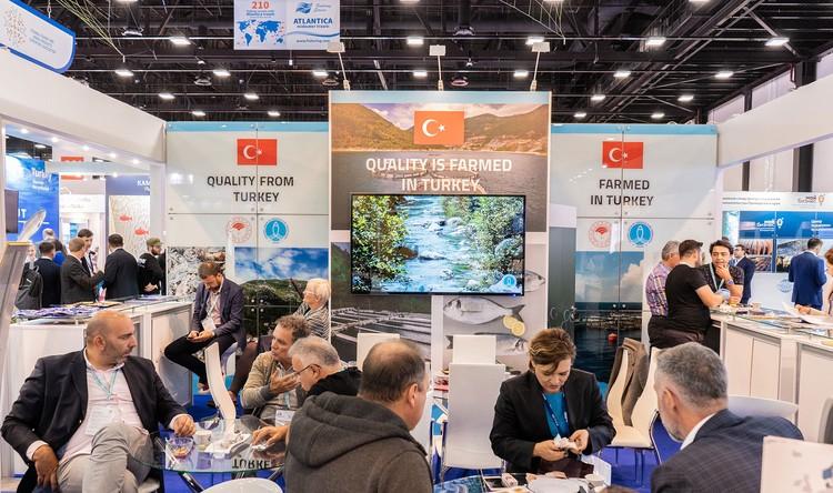 Стенд гостей из Турции. Автор фото: Expo Solutions Group