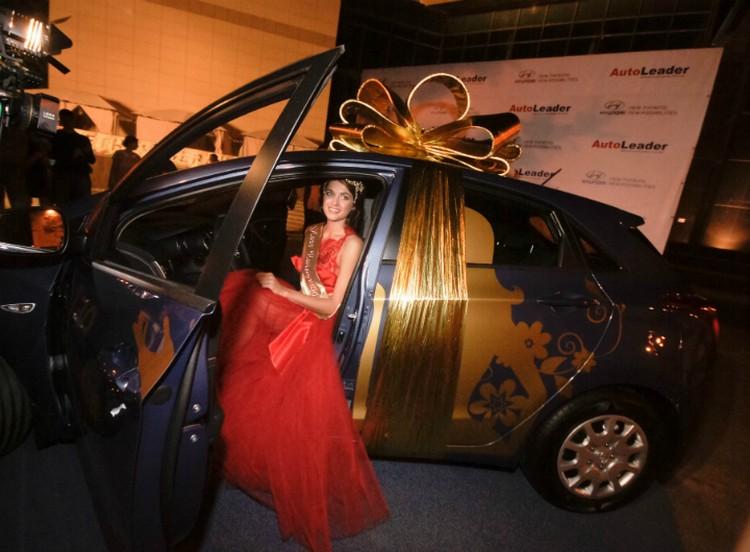 В 2012 году Анна Лесун получила Hyundai i30