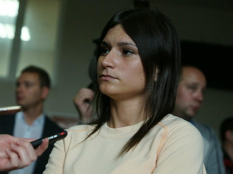 Жена погибшего таксиста Марина Трушкова не верит, что Васильев бы в адекватном состоянии во время ДТП