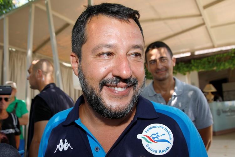 После отставки правительства Конте Маттео Сальвини может праздновать победу и готовиться к борьбе за кресло премьера.