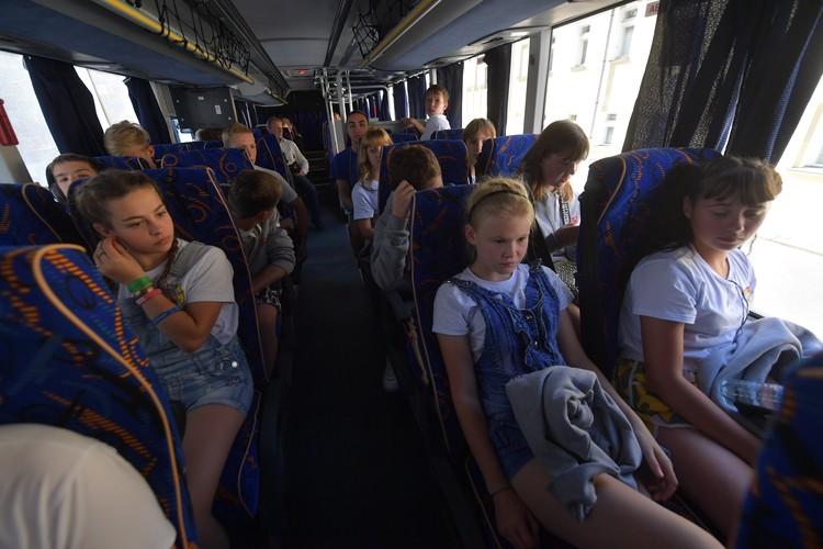 Самым большим подарком от губернатора для ребят стала поездка в Москву на экскурсию в Кремль