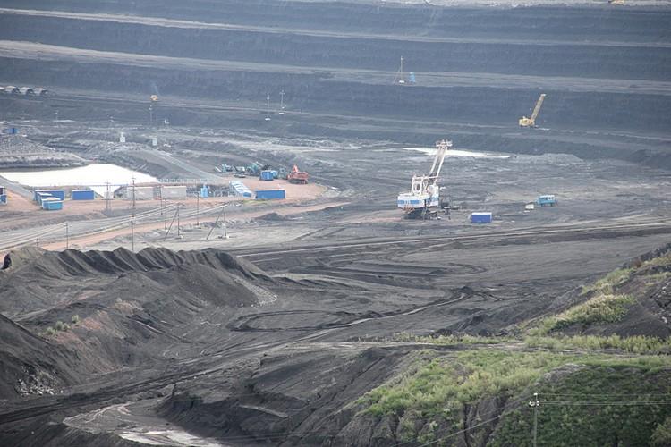 Больше половины угля в Красноярском крае добывается в Бородино