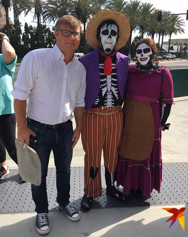 Наш корреспондент Валерий Рукобратский побывал на D23expo в Калифорнии