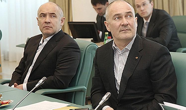 На третьем месте расположились наследники первого президента Татарстана Айрат и Радик Шаймиевы