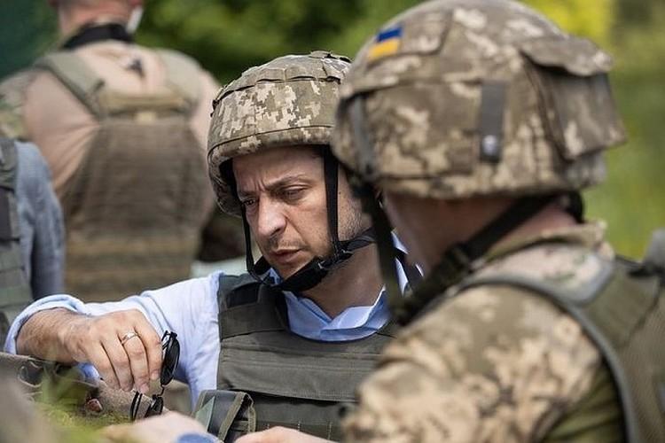 Президент Украины Владимир Зеленский отметил «годовщину» своего президентства. Фото: president.gov.ua