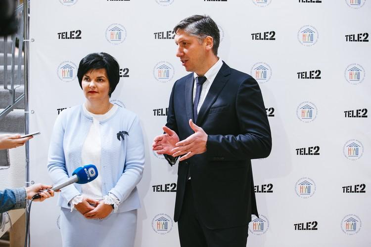 Уникальное оборудование преподнес в дар учреждению оператор мобильной связи Tele2. Фото: пресс-служба Tele2.