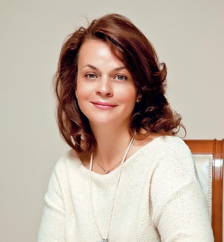 Анна Цивилева – председатель совета директоров ООО «Колмар Груп», самой активно развивающейся угледобывающей компании в России