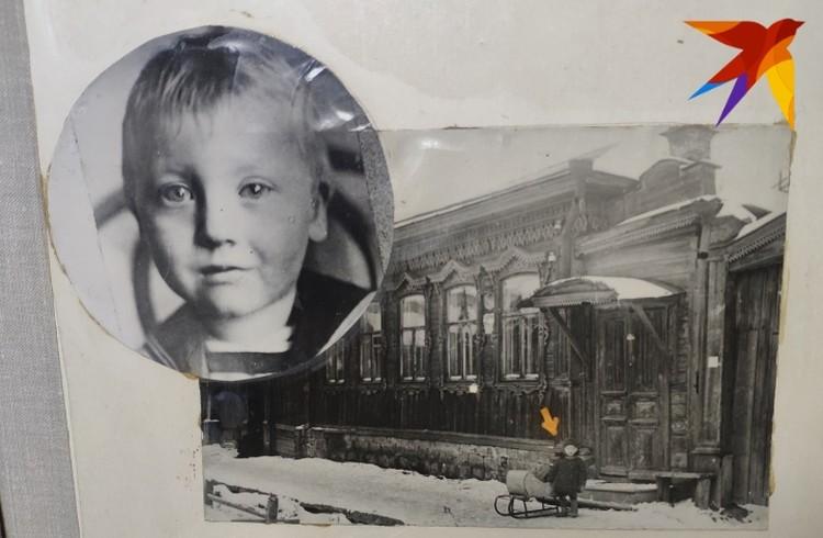 Боря Титов катался на санках, когда его приметил Винничевский. Фото: архив Свердловского ГУ МВД России