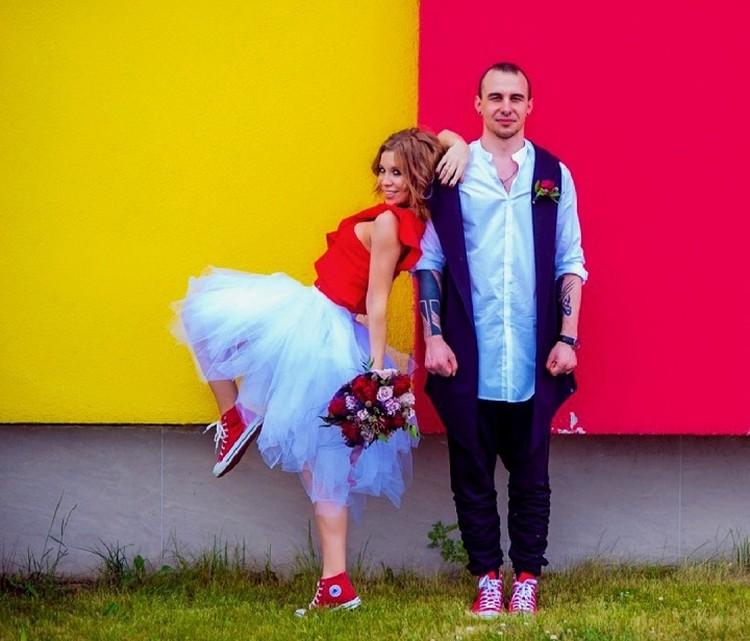 Немного рок-н-ролла никогда не помешает, даже на свадьбе. Фото: Михаил Решетников