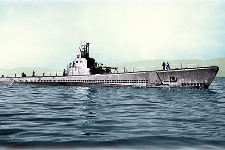Подводная лодка SS-233 Herring. Фото: oneternalpatrol.com