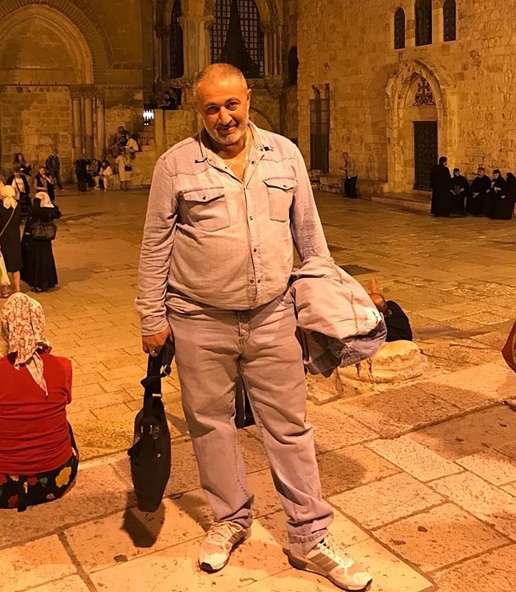 Михаил Иерусалимский -так называл себя в соцсетях убитый
