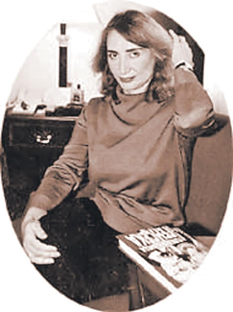 Любовь Брежнева родилась на Урале.