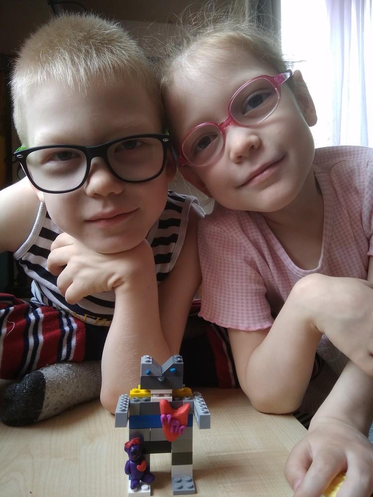 Иосиф и Маша. Фото: из архива семьи Яковенко.