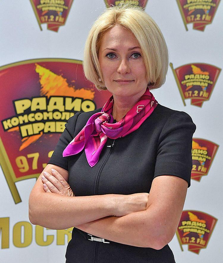 Глава Росреестра Виктория Абрамченко