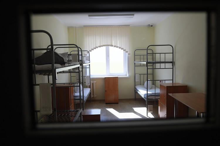 Комната в ИК-22