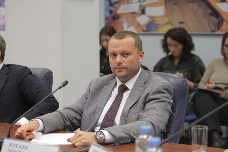 Вадим Кукава, Исполнительный директор Ассоциации фармацевтических компаний «Фармацевтические инновации»